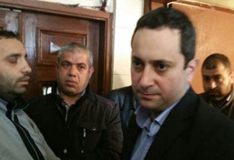 Le juge Tarek Al-Bitar