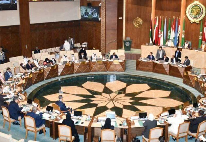 Le Parlement arabe - Archive