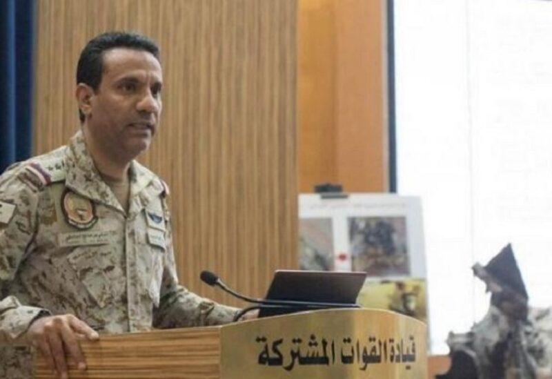 Le général de brigade Turki Al-Malki