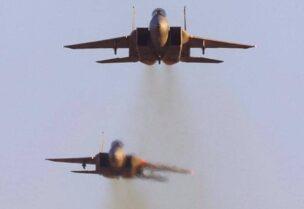 Avions de combat israéliens-Archives