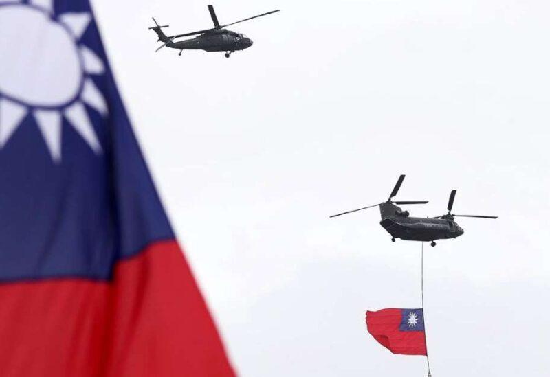 Crise entre Taïwan et la Chine