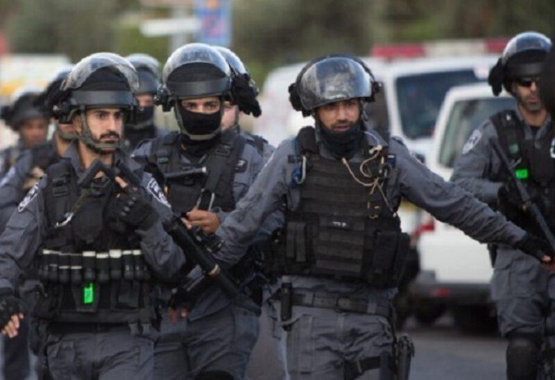 La police israélienne