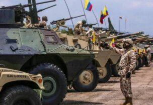Forces armées colombiennes