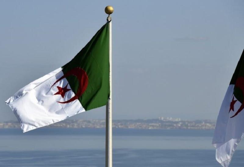 Le drapeau algérien