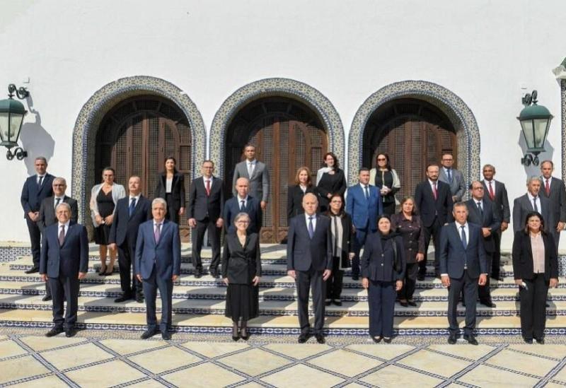 Le gouvernement de Najla Boden en Tunisie