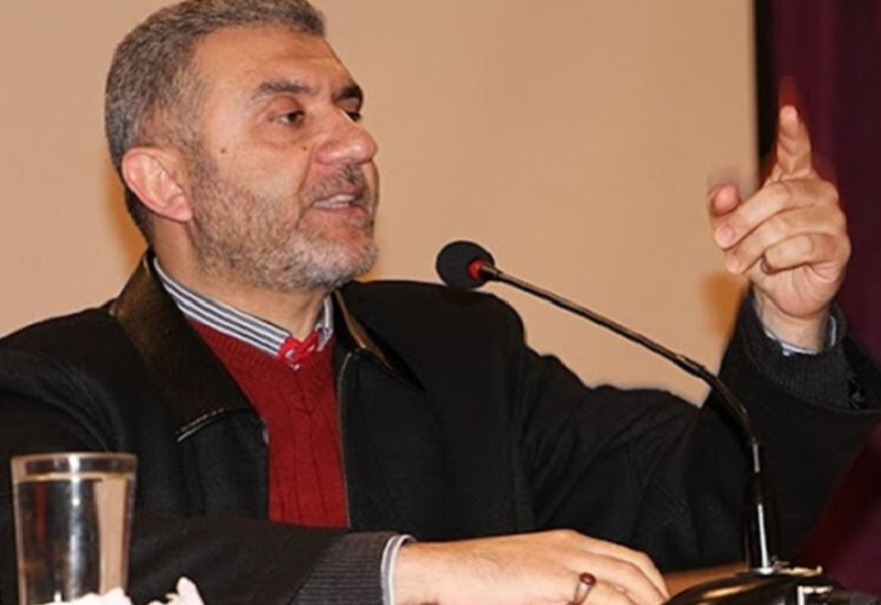 Le ministre du Travail Mustafa Bayram