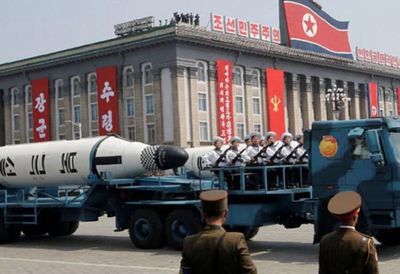 Les Missiles nord-coréens - archives