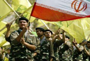 Membres de la milice de Hezbollah