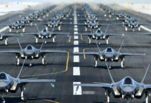 Avions de guerre israéliens
