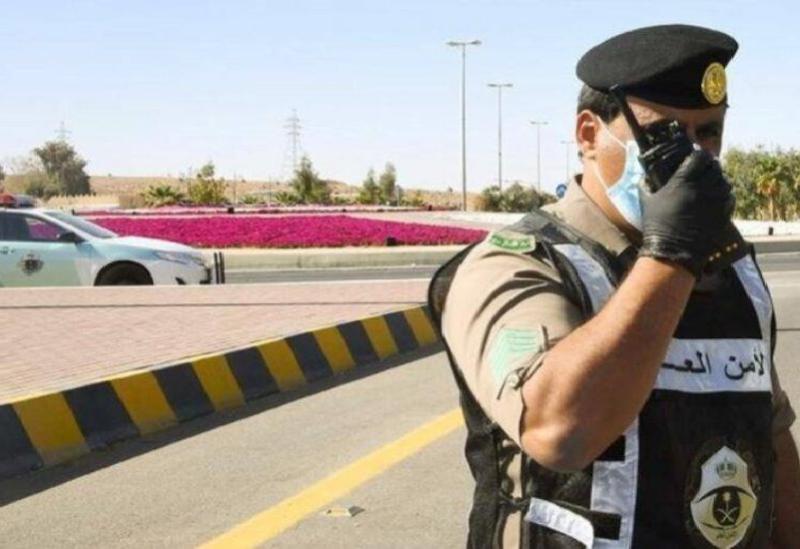 Un élément de sécurité saoudien