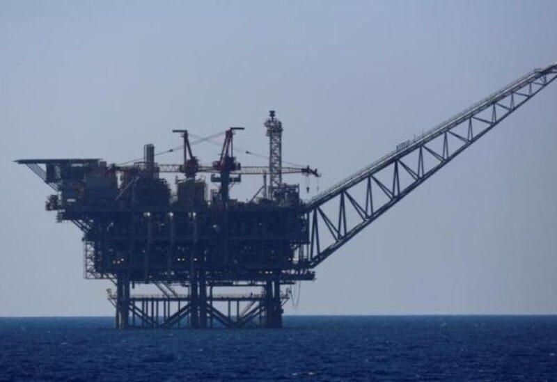 Exploration de gaz en mer