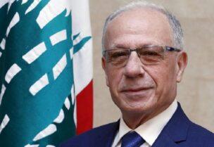 Ministre de la Défense nationale Maurice Selim