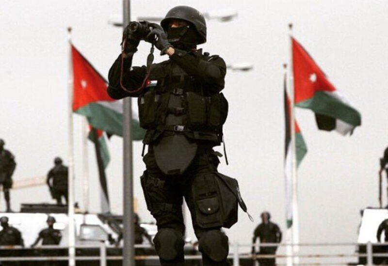 Les forces de sécurité jordaniennes